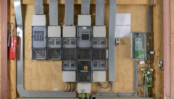 Laagspanningsverdelers Beemster Electrical Solutions