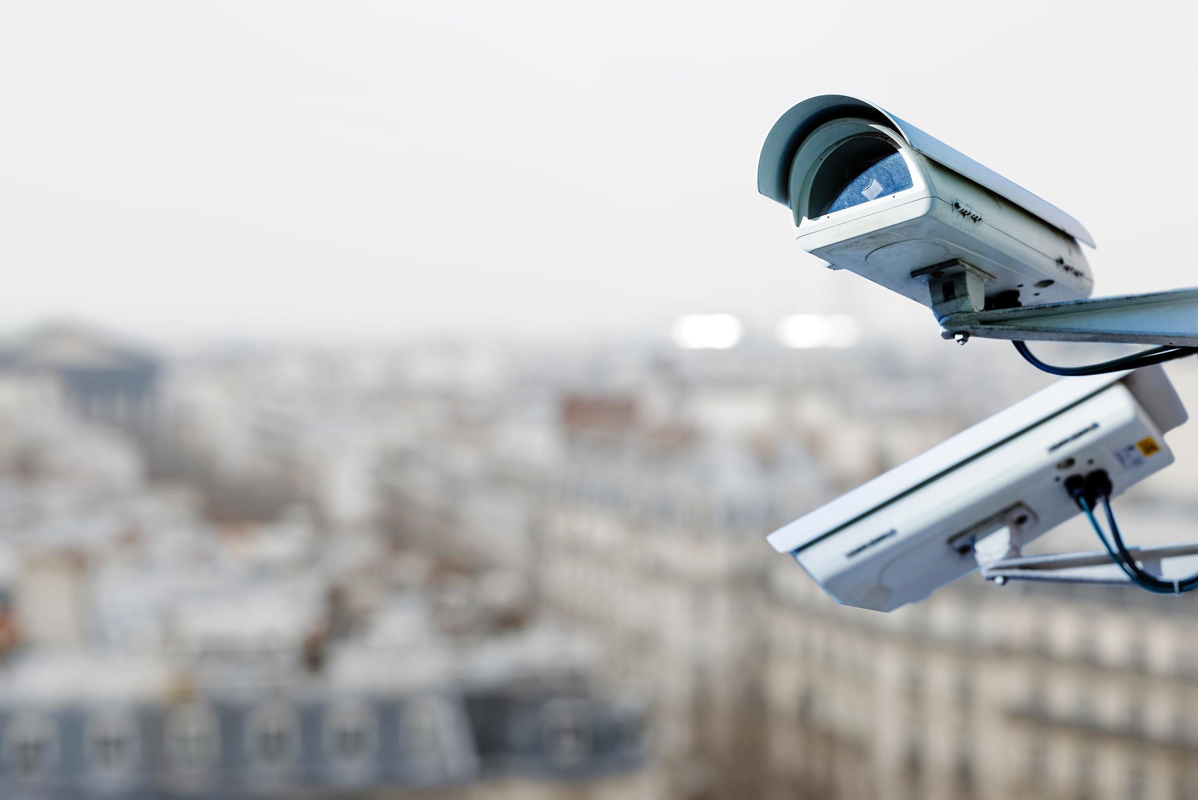 Camerabewaking / CCTV-systeem