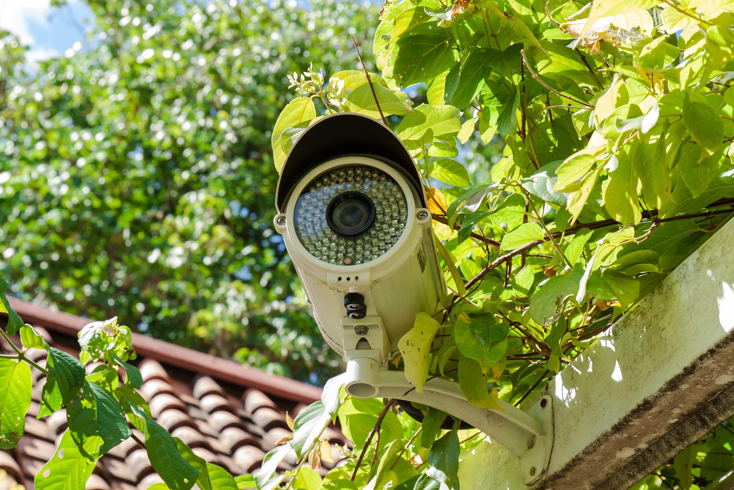 CCTV-camera's van Beemster