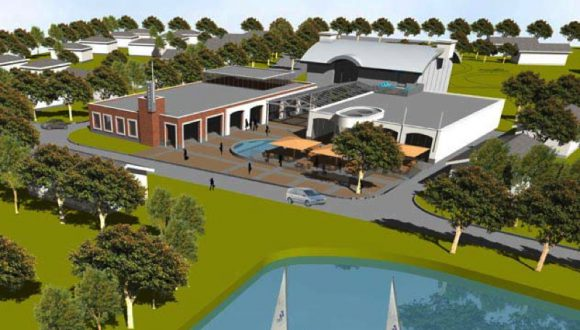 data and telephone installation Recreation park Biesbosch