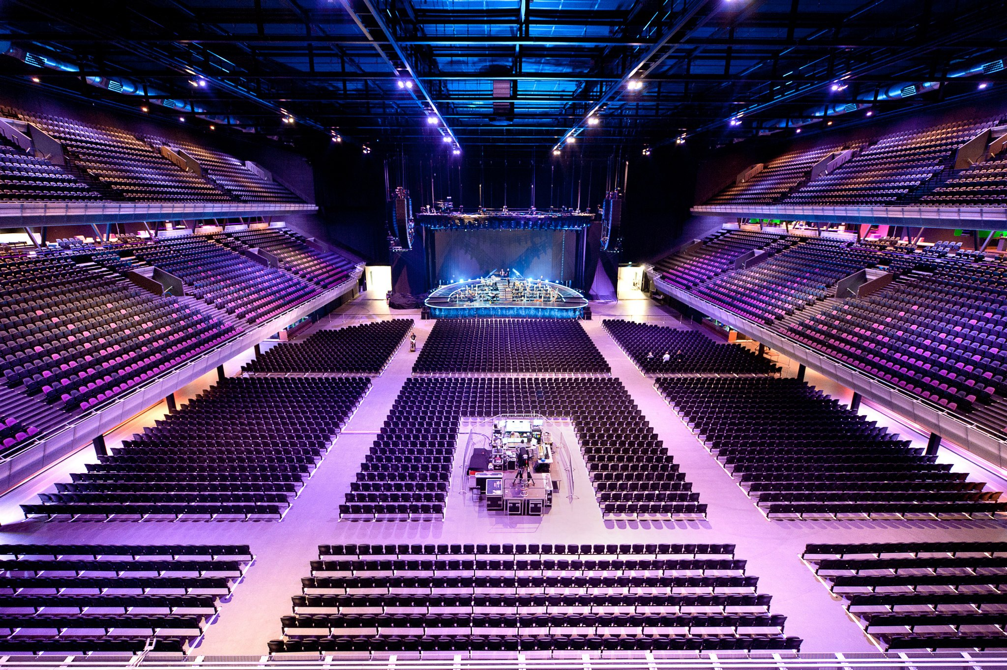 Electrical installations – Ziggo Dome