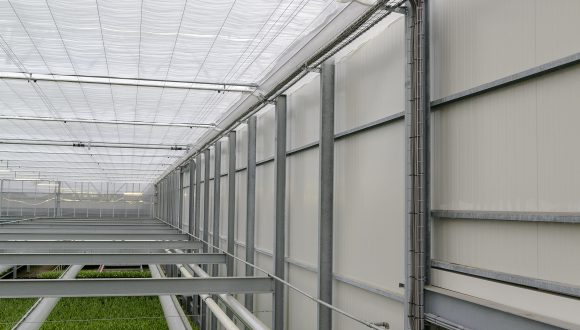 Electrical installations for agricultural sector