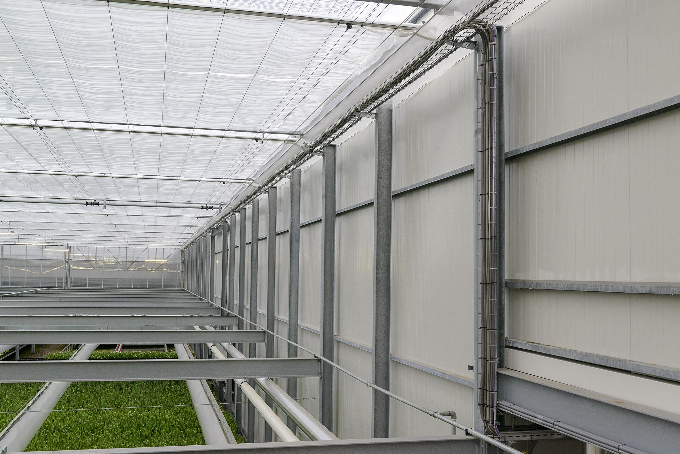 Elektrische installaties voor de landbouwsector