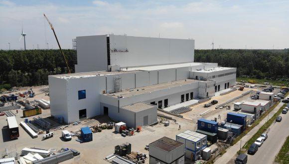 elektrische installaties voor logistiek en vervoer