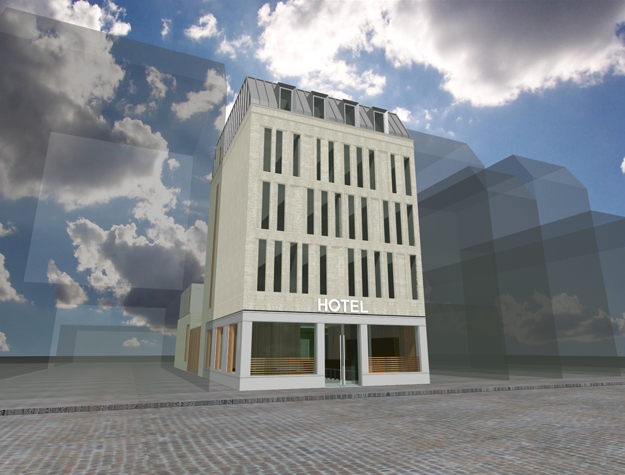 Elektrotechnische installatie – Hotel Elandsgracht