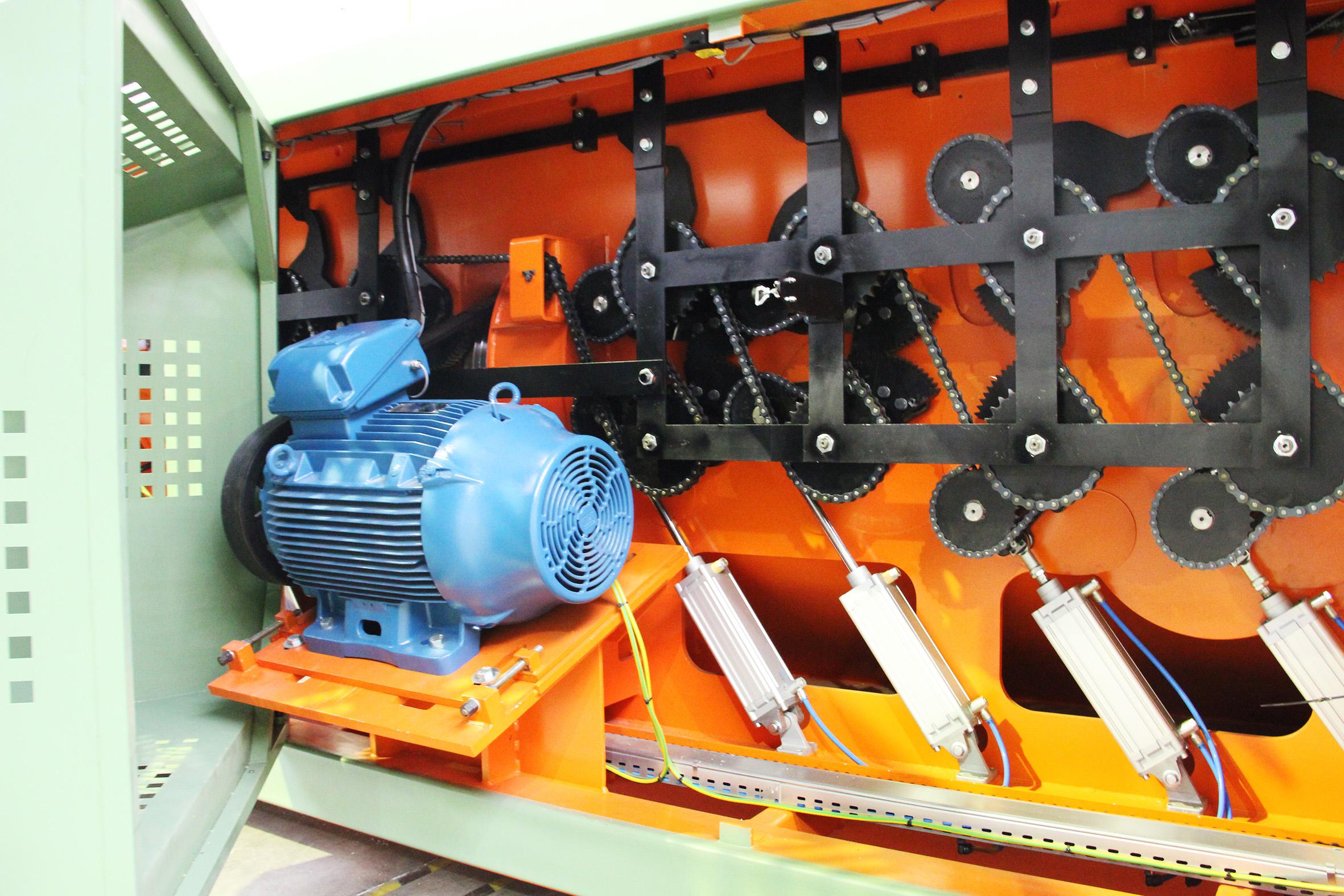 Elektromotor Beemster