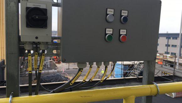 Noodstop elektrotechniek