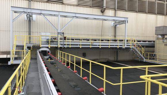 Electrical works - Belt Conveyor System Tata