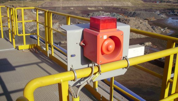 Evacuation system - Harsco Metals Holland