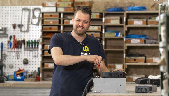 Inspectie-, reparatie- en onderhoudswerkzaamheden aan uw elektrische installatie.