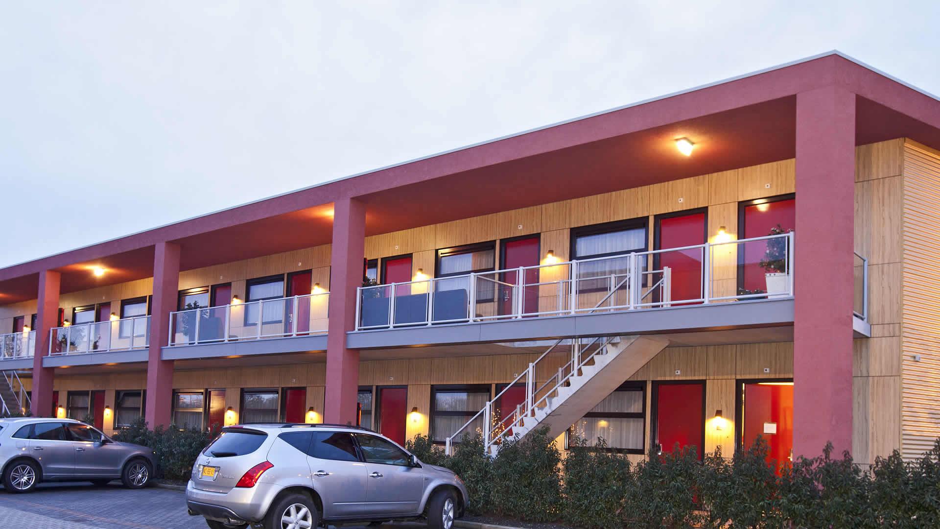 Verlichting, beveiliging en datasystemen - Hotel Babylon