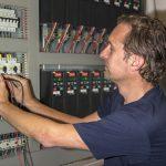 Service en onderhoud van elektrotechnische installaties