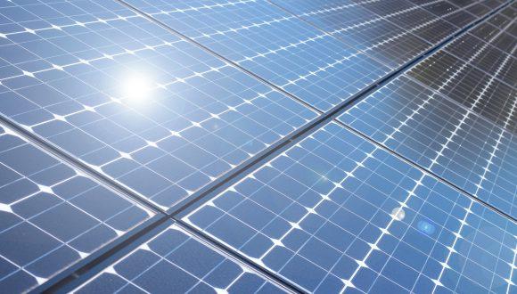 zonnepaneelinstallatie