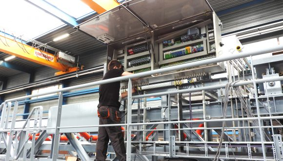 solutions for industrial electrical installations