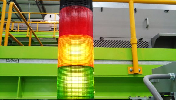 traffic lights Beemster